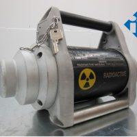 Gammagrafie Gerät TSI3/1